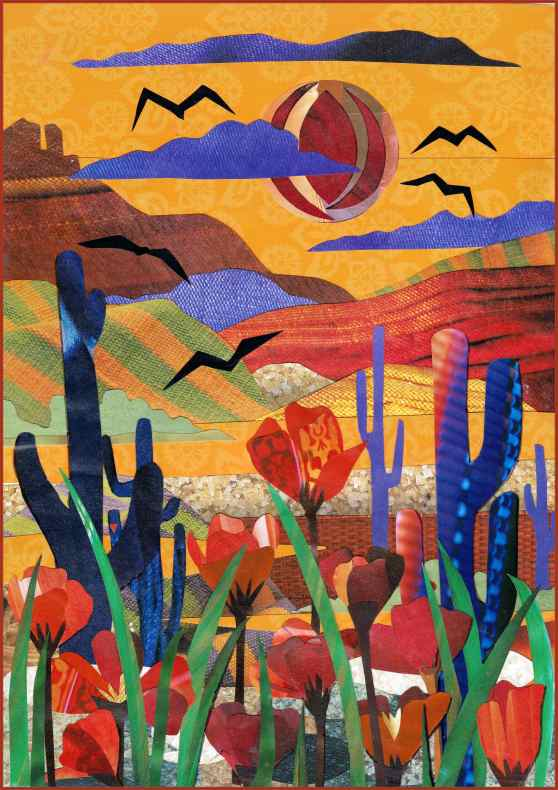 Desert_Flowers_paper_collage_web