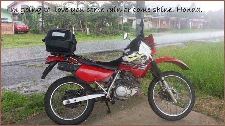ComeRainorShine_Honda